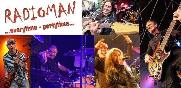 Radioman Bandfoto