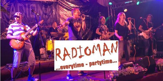 Radioman Bühnenfoto